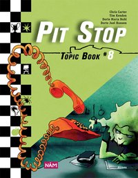 Pit Stop #8 - Topic Book