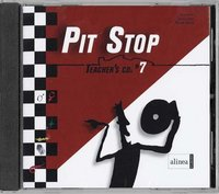 Pit Stop #7 - Teacher's CD