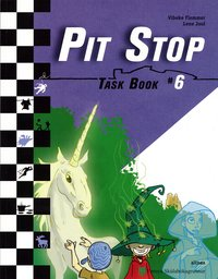 Pit Stop #6 - Task Book