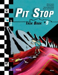Pit Stop #9 - Task Book