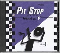 Pit Stop #6 - Teacher's CD