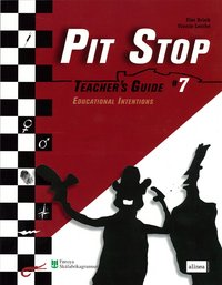 Pit Stop #7 - Teacher's Guide