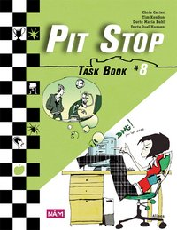 Pit Stop #8 - Task Book