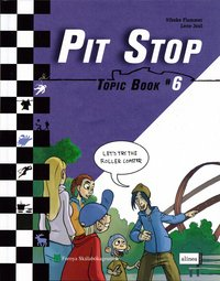 Pit Stop #6 - Topic Book