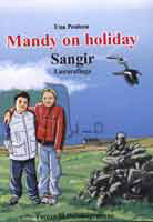 Mandy on holiday - Sangir