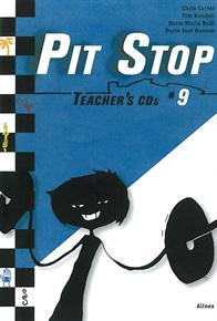 Pit Stop #9 - Teacher´s CD-Box